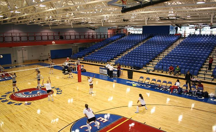 elgin community college sports center