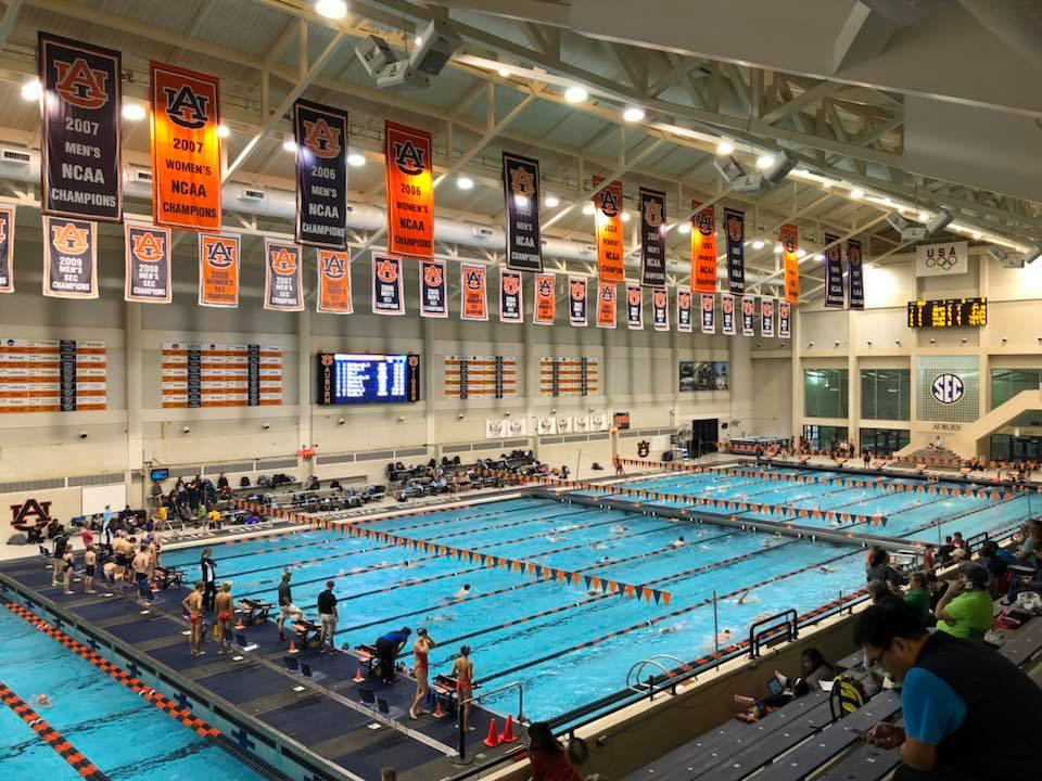 James E. Martin Aquatics Center (Auburn University)