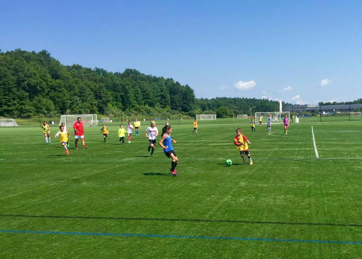 Mass Youth Soccer Fields - Lancaster
