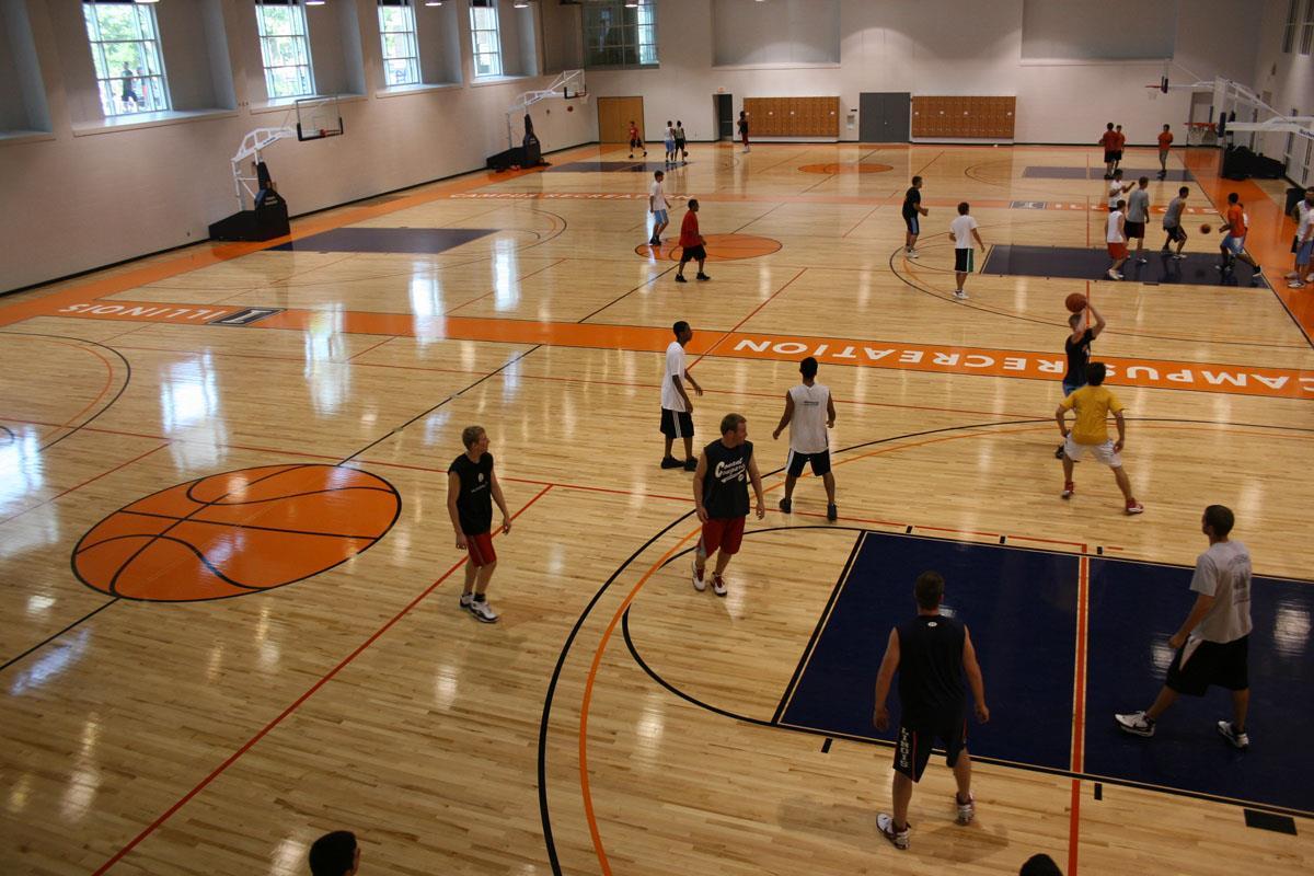 Activities & Recreation Center (ARC) at the University of Illinois