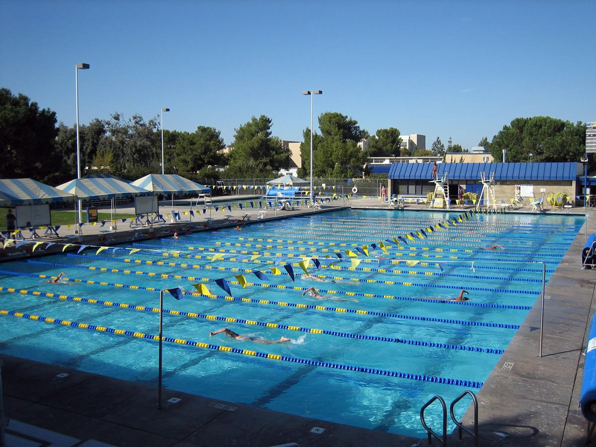 Making memories at state of the art facilities in the - San diego state university swimming pool ...
