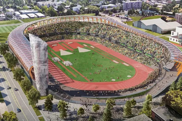 Eugene Chosen to Host 2020 United States Olympic Team Trials