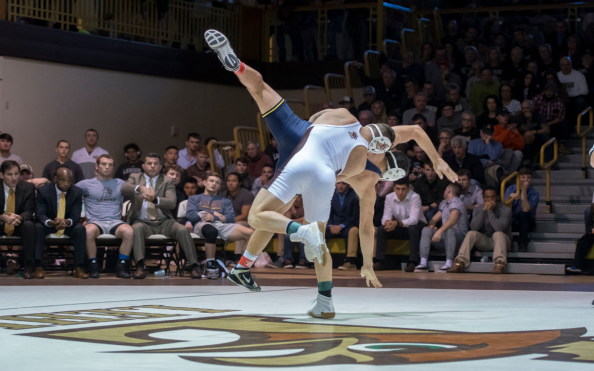Lehigh University Sports Wrestling