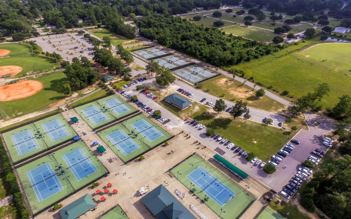 Palmetto Tennis Center