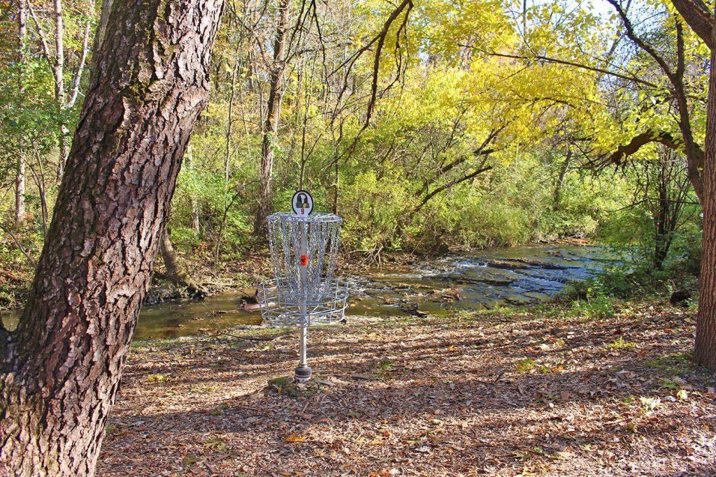 Dellwood Disc Golf