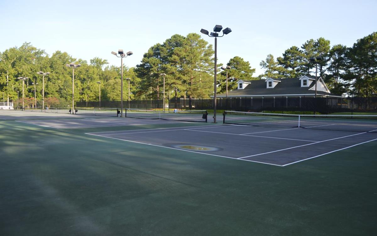 River Birch Tennis Center