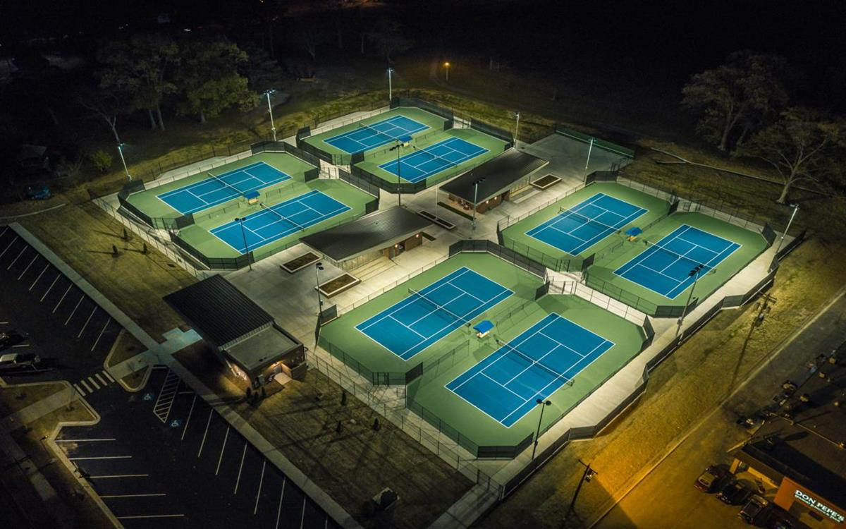 Tennis Courts Conway