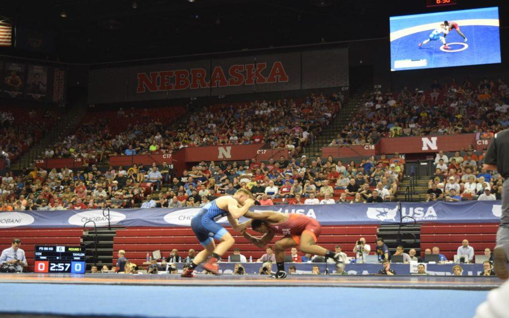 USA Wrestling - Bob Devaney Center_1280x800