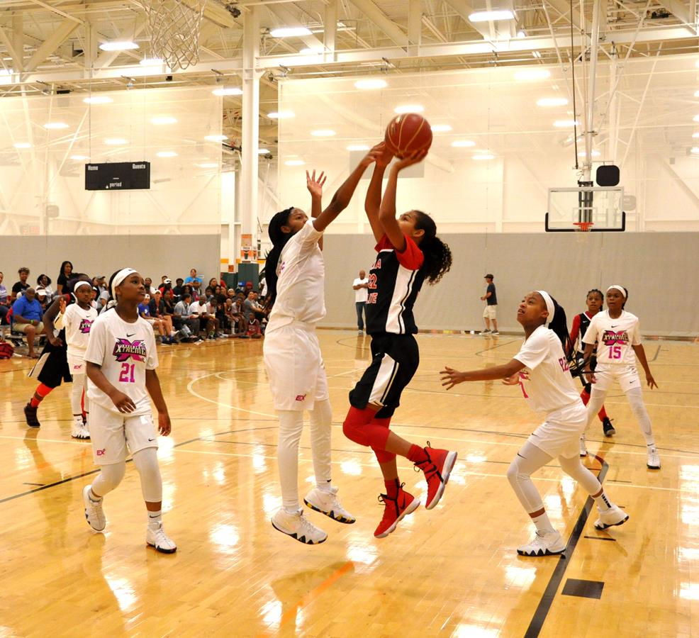 Rocky Top Sports World Hosts Prestigious AAU Basketball Tournament