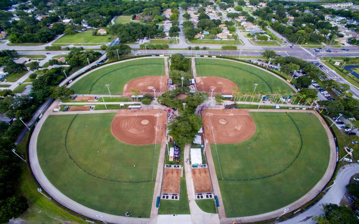 Eddie C. Moore Softball Complex