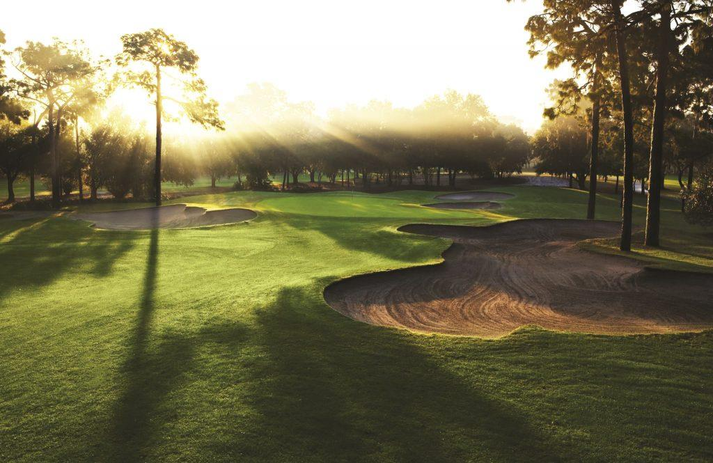 Golf Course St. Pete