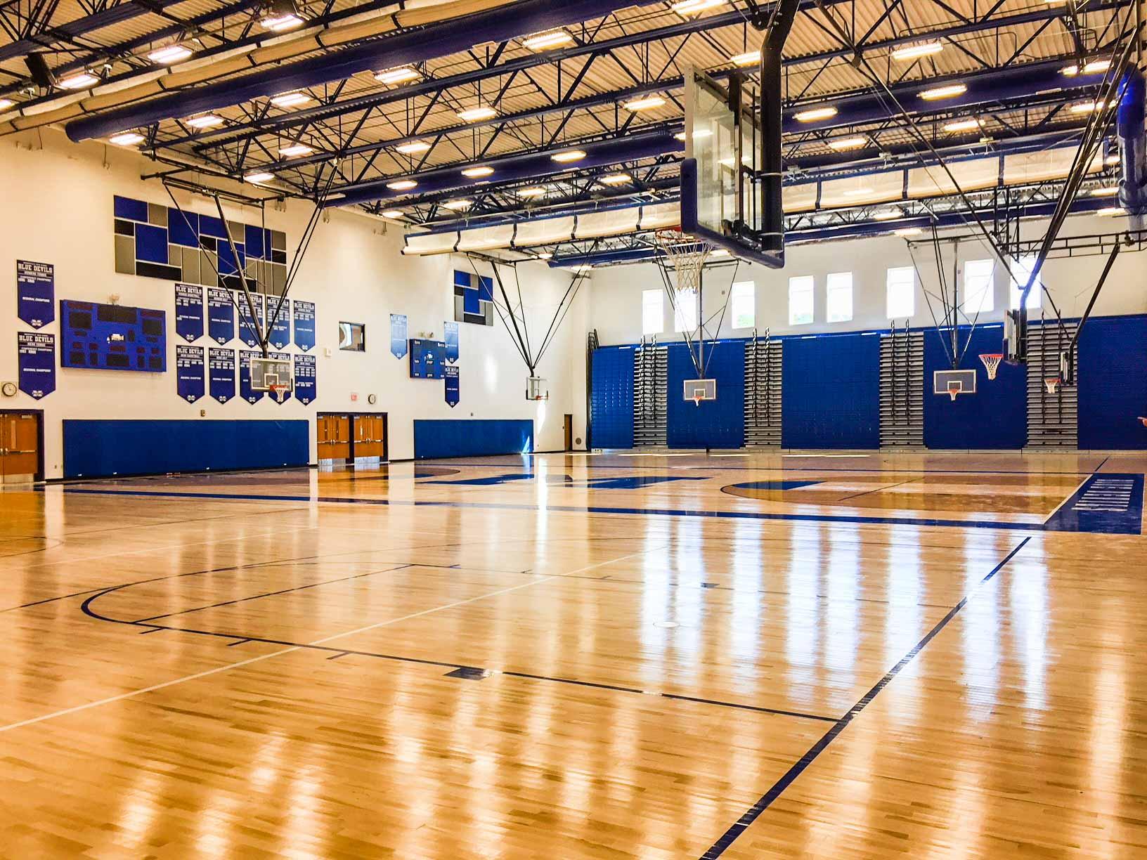 Mooresville High School Gym