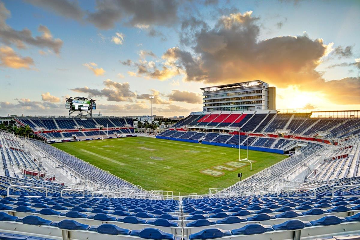Florida Atlantic University Stadium