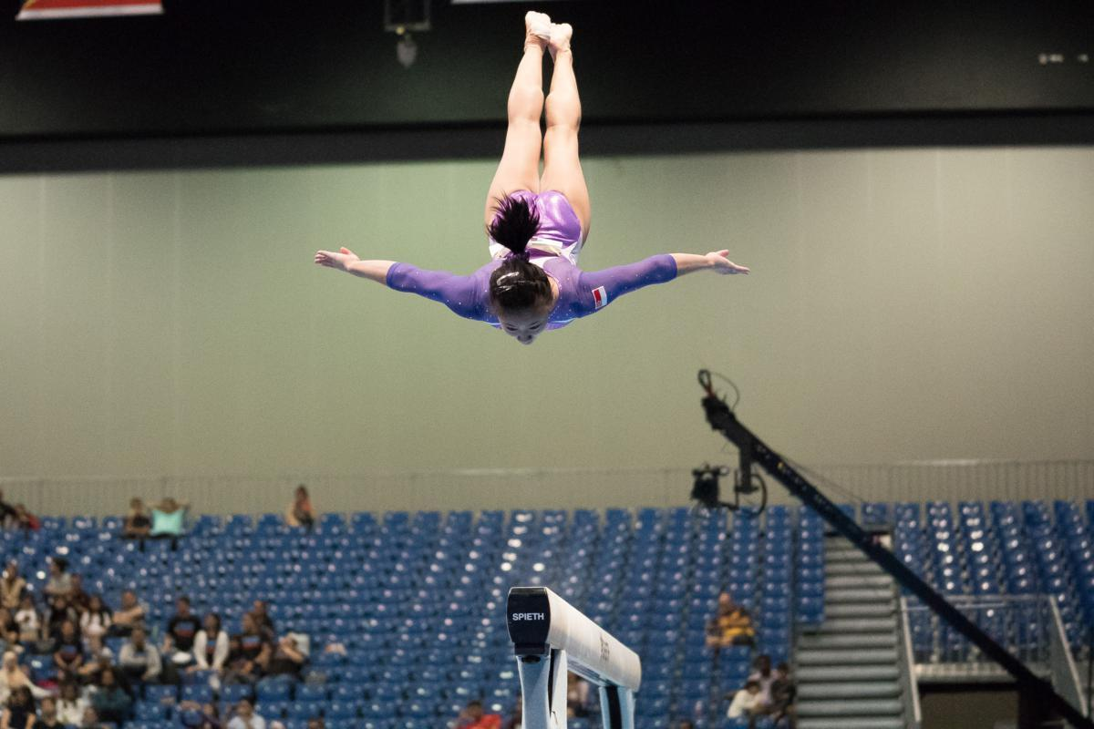 U.S. Gymnastics Championships head to Fort Worth for 2020