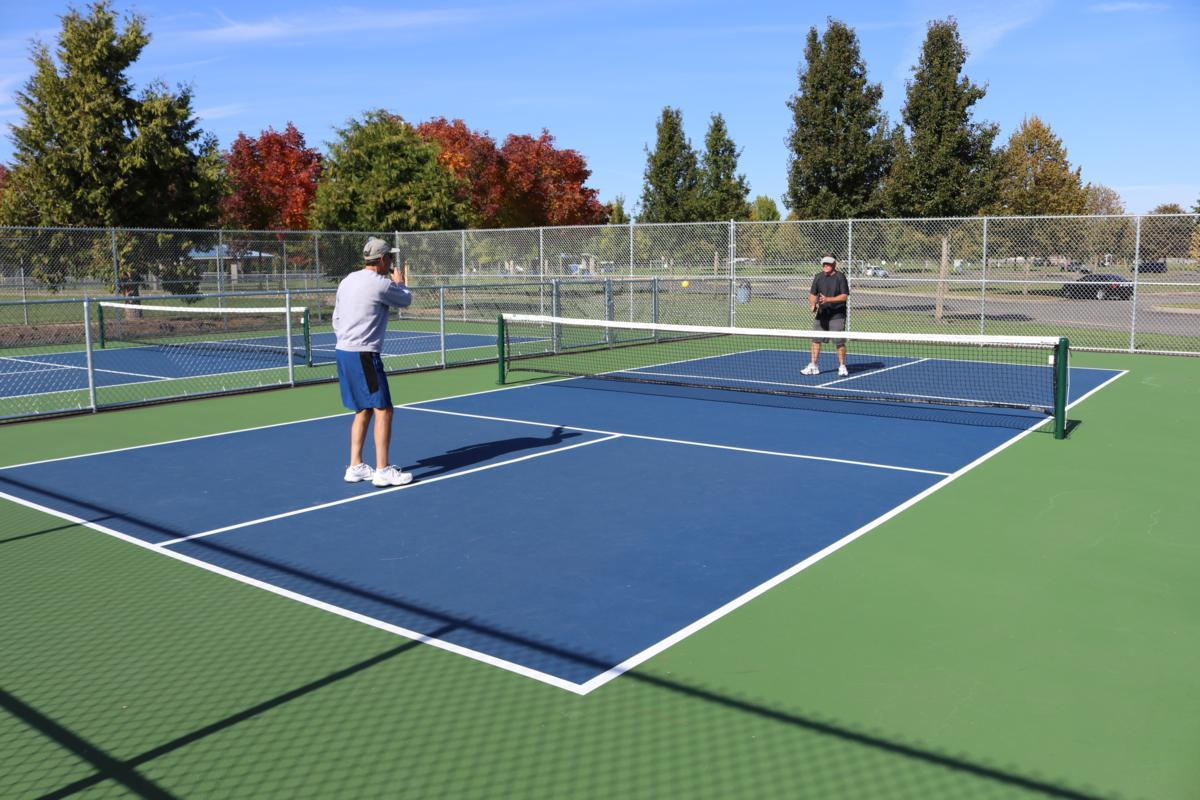Rainier Vista Park Pickleball