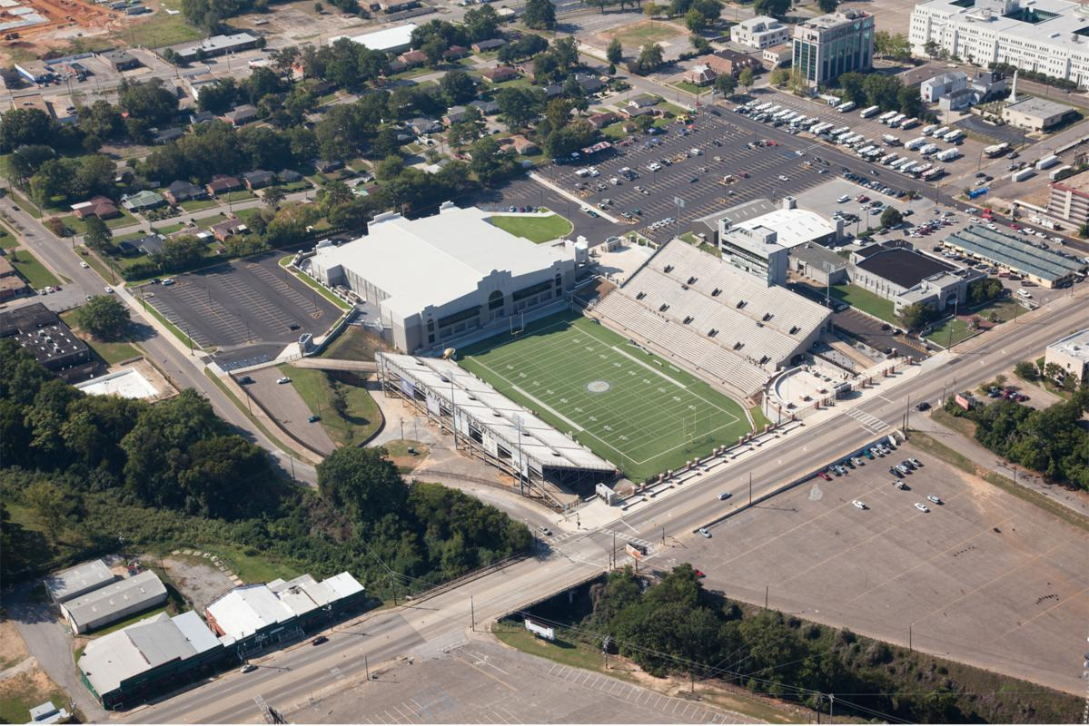 Multiplex at Cramton Bowl