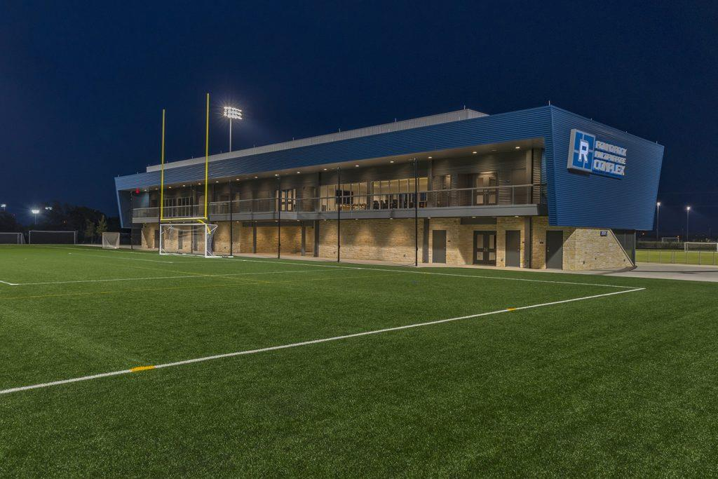 Round Rock Multipurpose Complex
