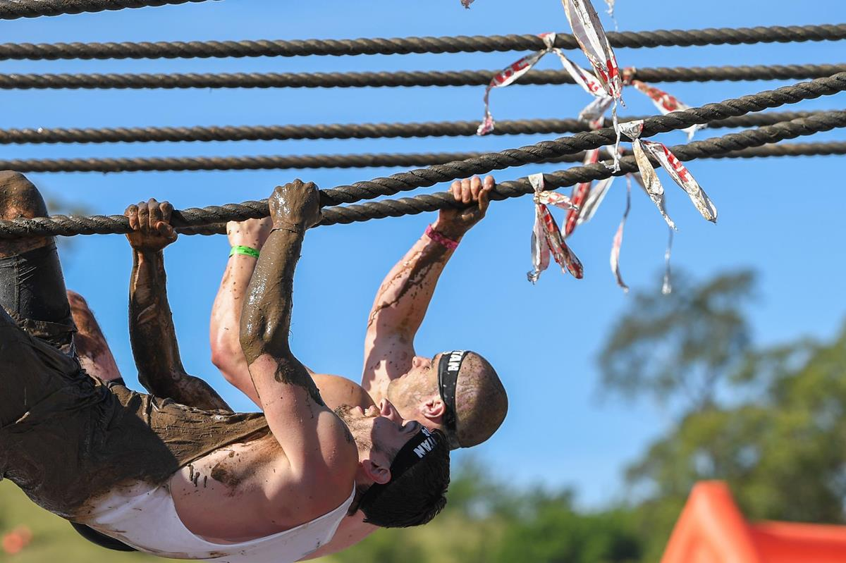 Athletes Aim to Make Their Mark  During Spartan U.S. National Series