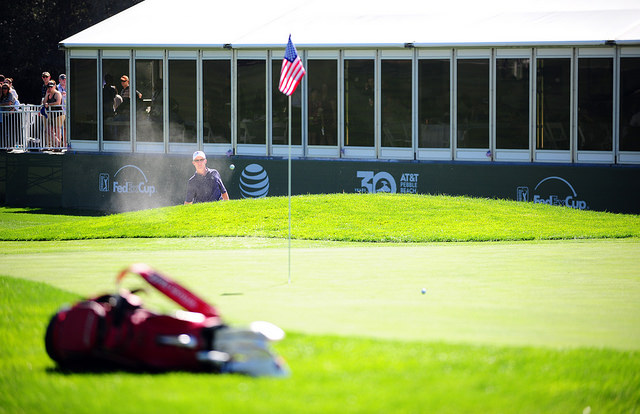 Arena Americas provides structural fix at Pebble Beach