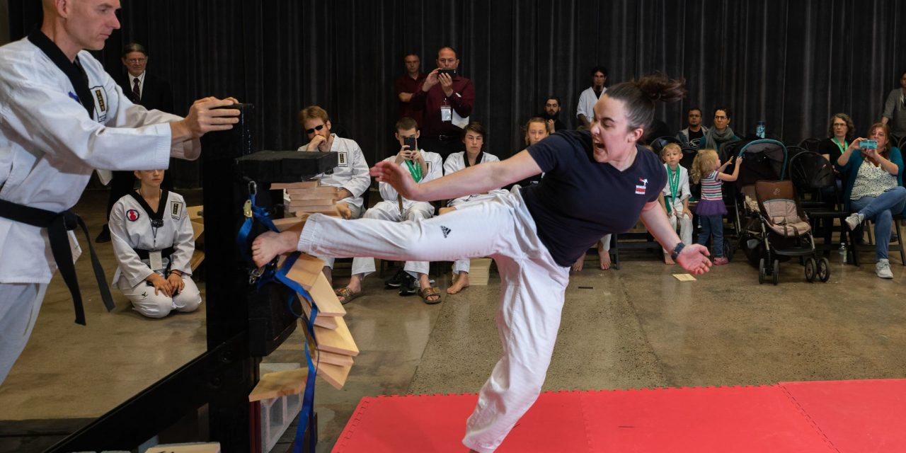 Pacific Northwest places focus on taekwondo hanmadangs