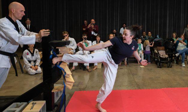 Pacific Northwest places focus on taekwondo hanmadangs