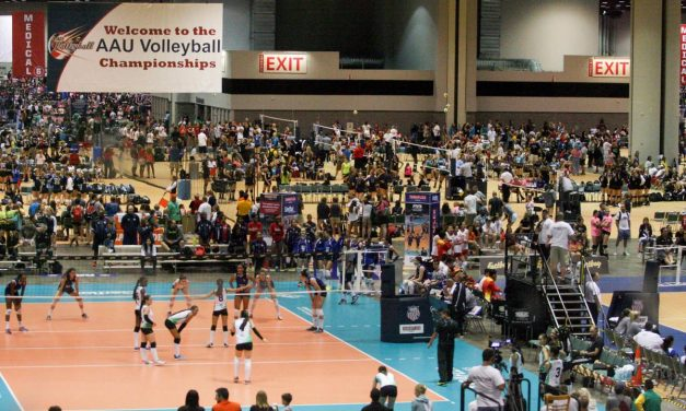 World's largest volleyball tournament an ace for Orange County