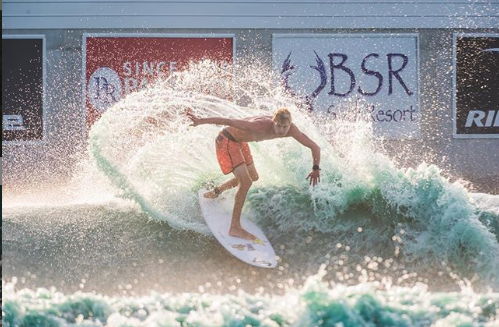 Waco, Texas, Offers Hidden Gem of the Surfing World