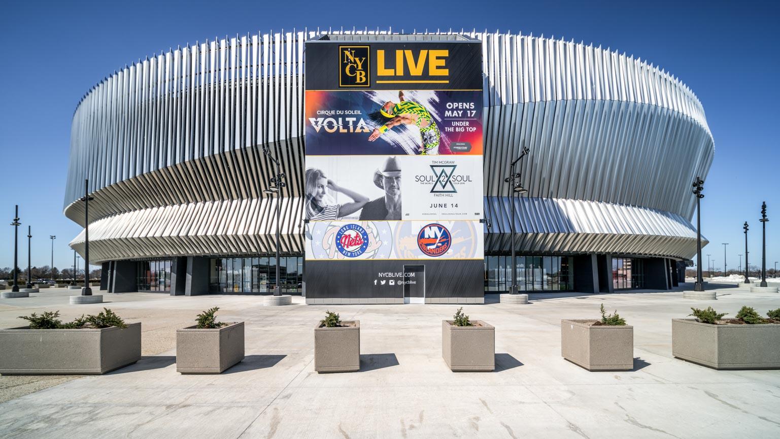 NYCB Nassau Veterans Memorial Coliseum