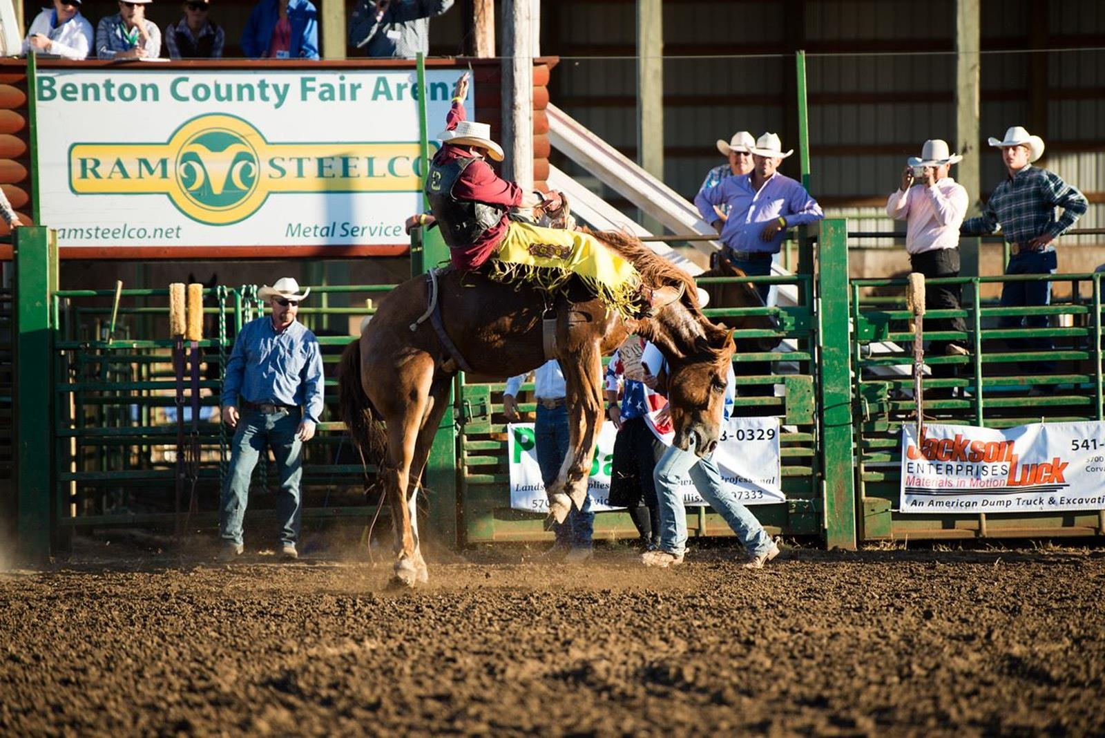 Benton County Fair 2020.Innovative Corvallis Appeals To The Heart And Mind Of Sports