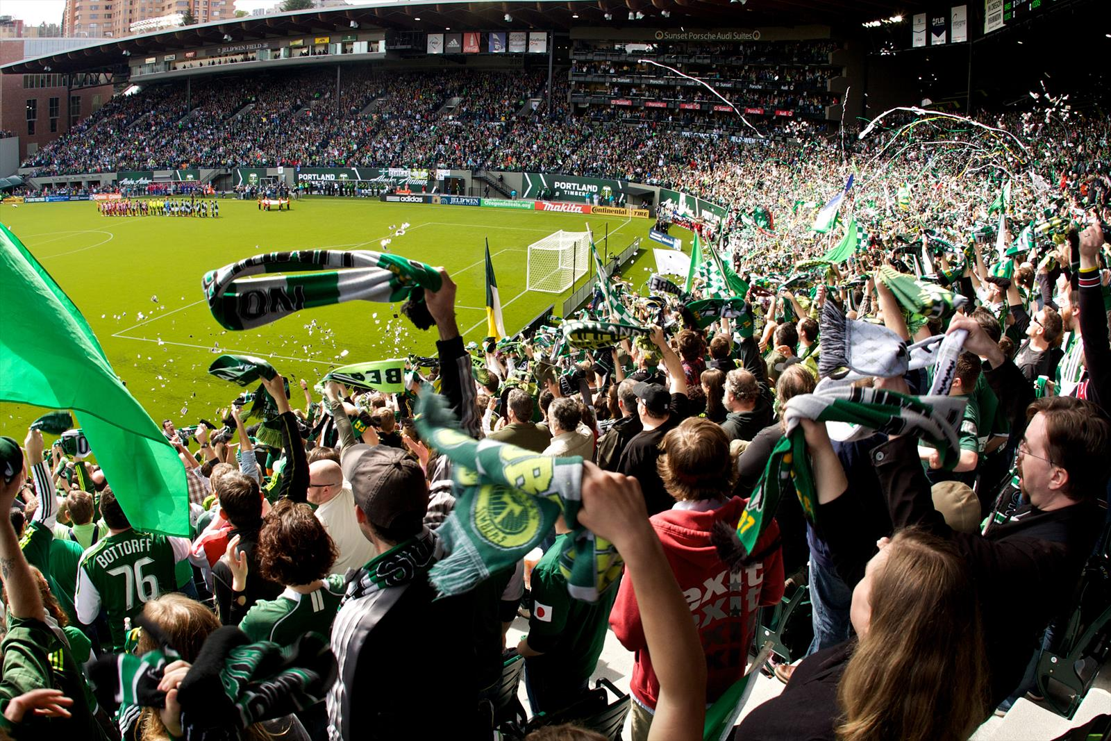 Providence Park_Timbers Game_MLS_Photocredit-Craig Mitchelldyer