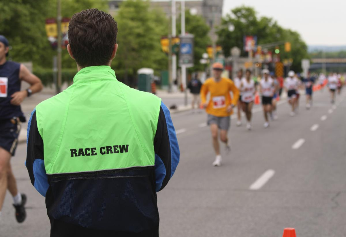 Volunteers: A Key Ingredient for a Successful Sports Event