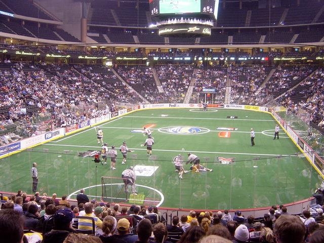 Maryland Soccerplex Hosts Lacrosse, Too