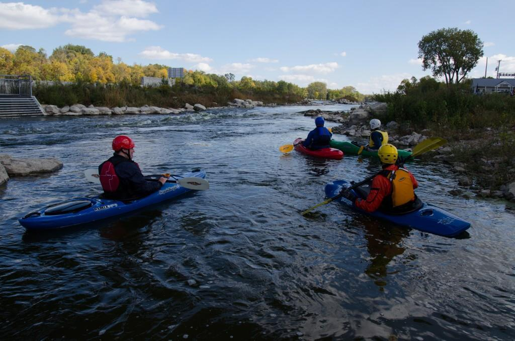 Yorkville Kayaking