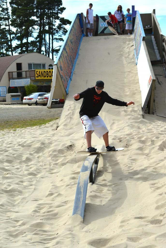 Sand Master Jam