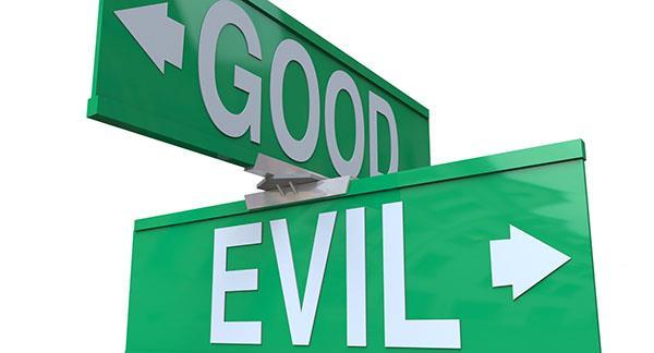 Good vs. Evil – Monday Huddle Up