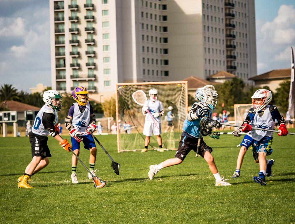 Lacrosse Winter Camp at ChampionsGate, photo by Roberto Gonzalez