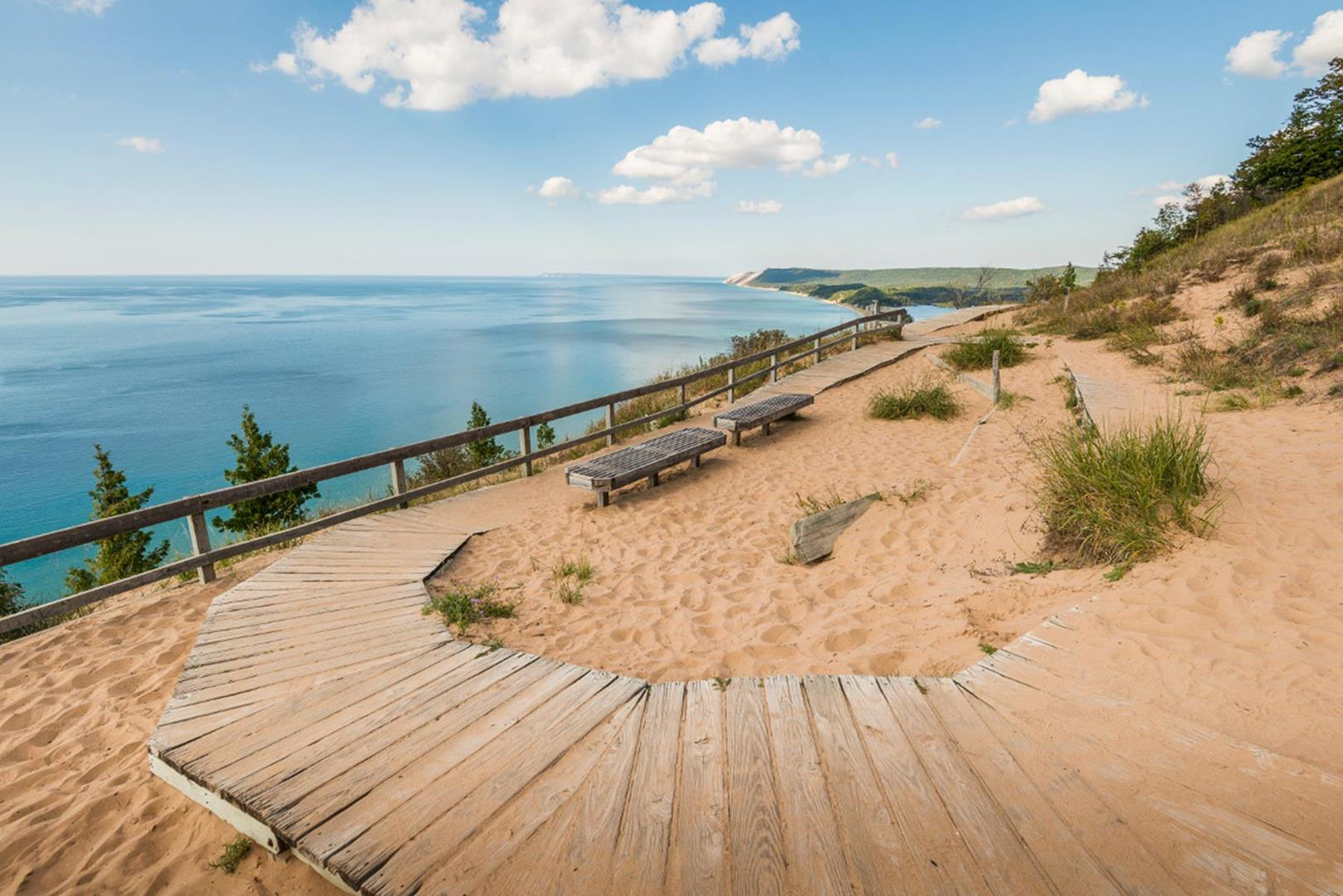 What Can T You Do In Traverse City Summer Is Beach Season As Warm Temperatures And Ample Sunshine Make Pristine Lake Michigan Beaches More Tantalizing