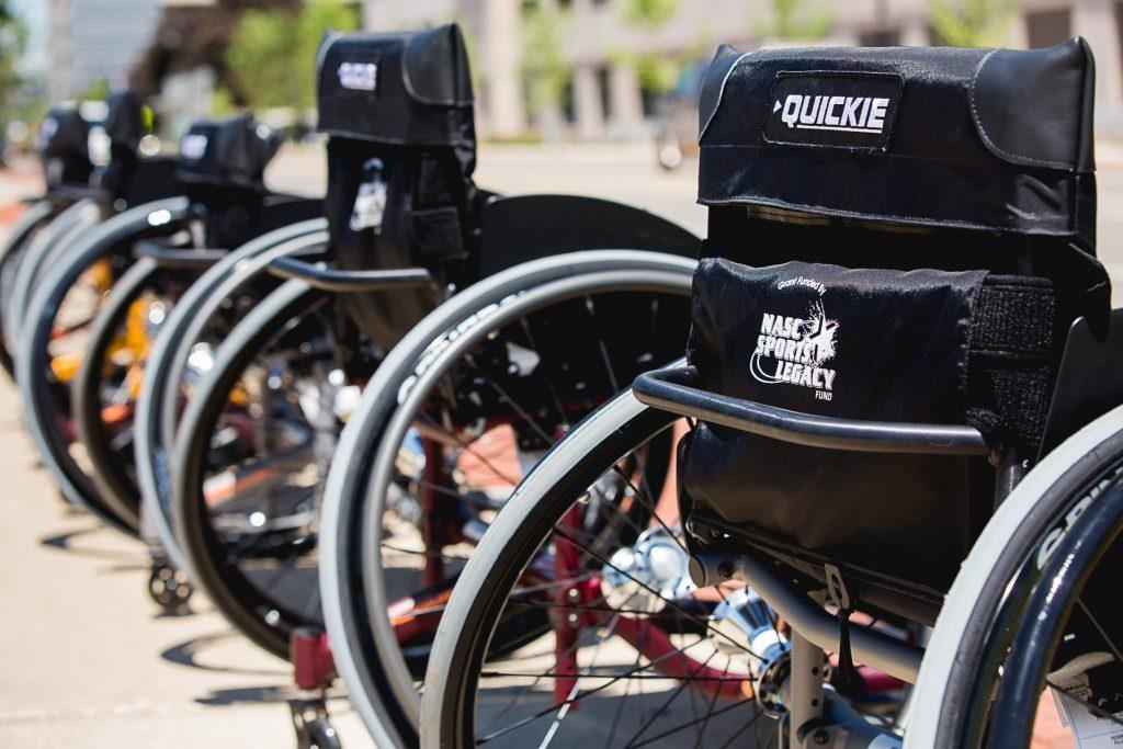 Credit: Mary Free Bed Wheelchair and Adaptive Sports