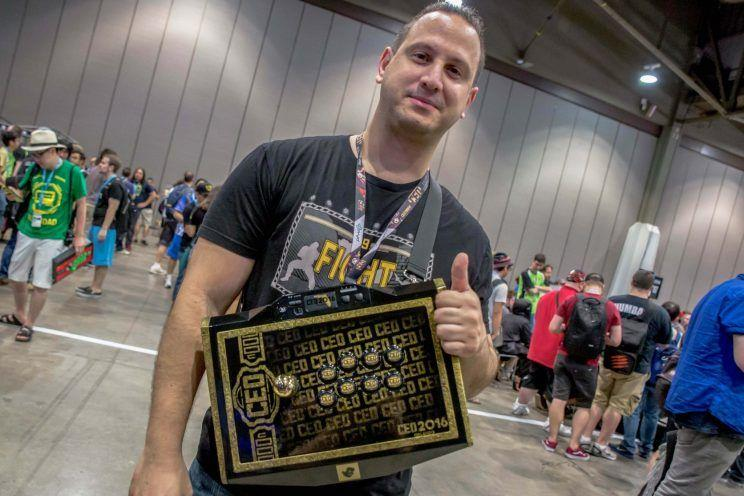 CEO founder Alex Jebailey hired to organize FGC events by DreamHack