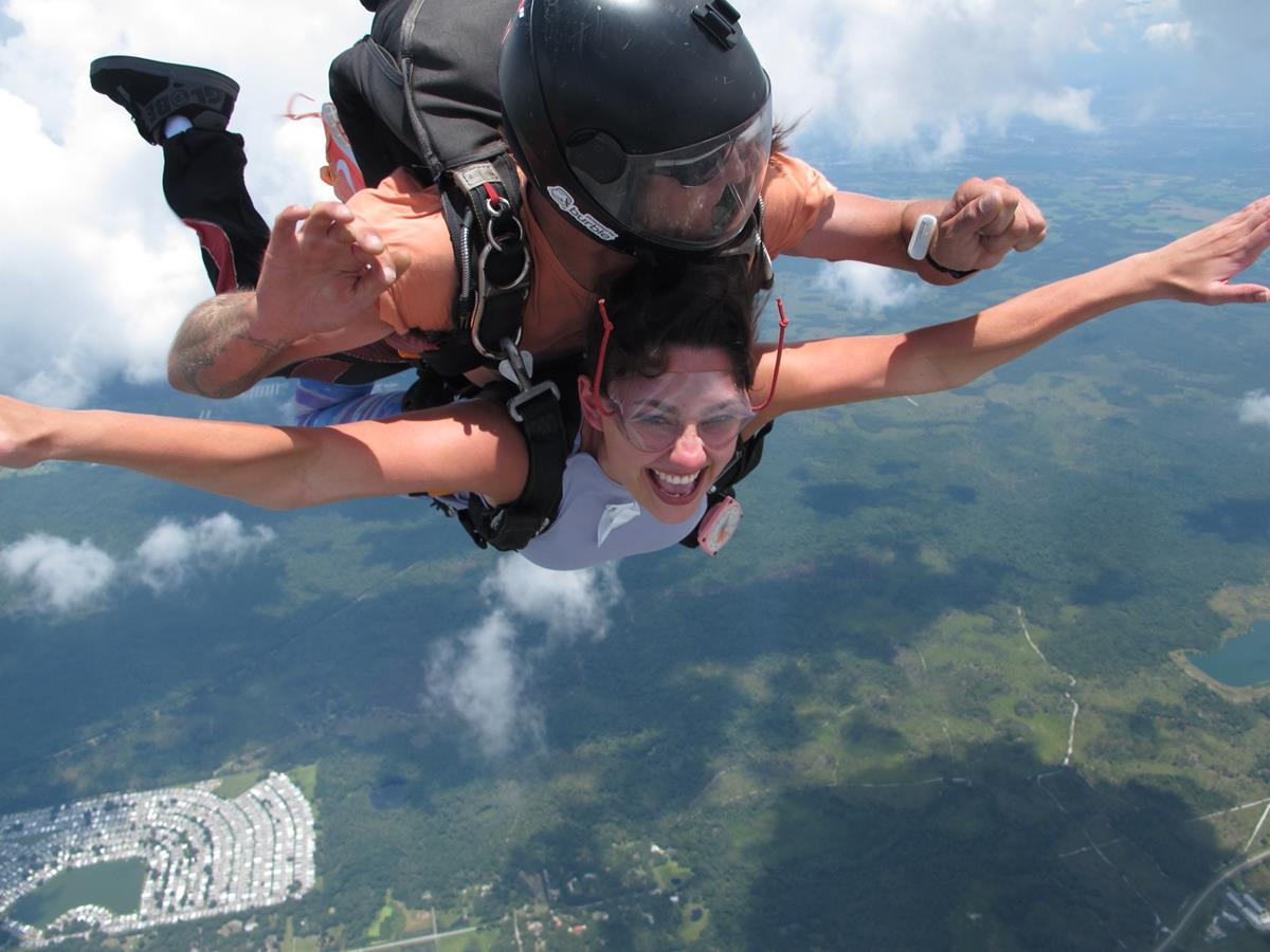 Skydive City Tandem Jump with Instructor