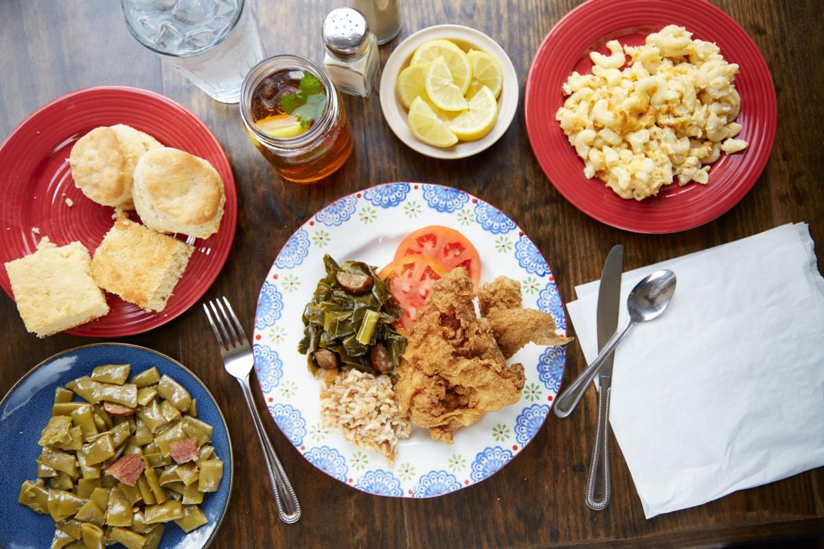 Eat Heartily, Happily in South Carolina
