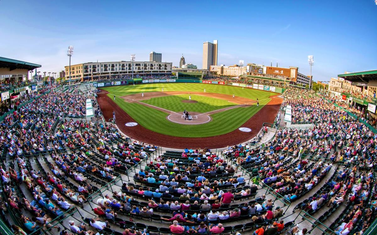 A Rich Sports History in Fort Wayne