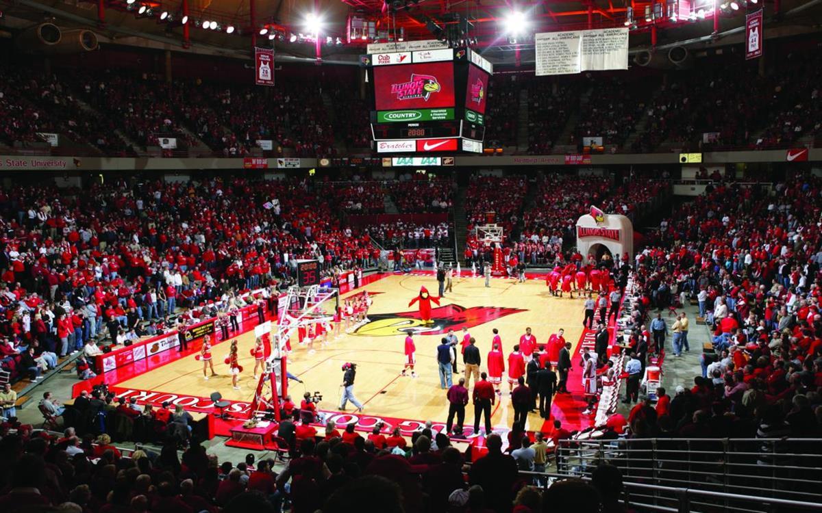 Basketball – Redbird Arena