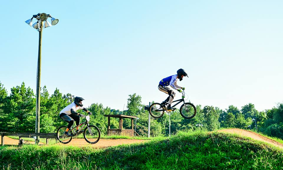 George Mason Burdette Park BMX Track