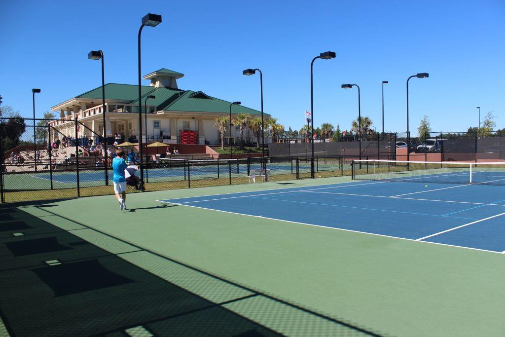 Cayce Tennis and Fitness Center