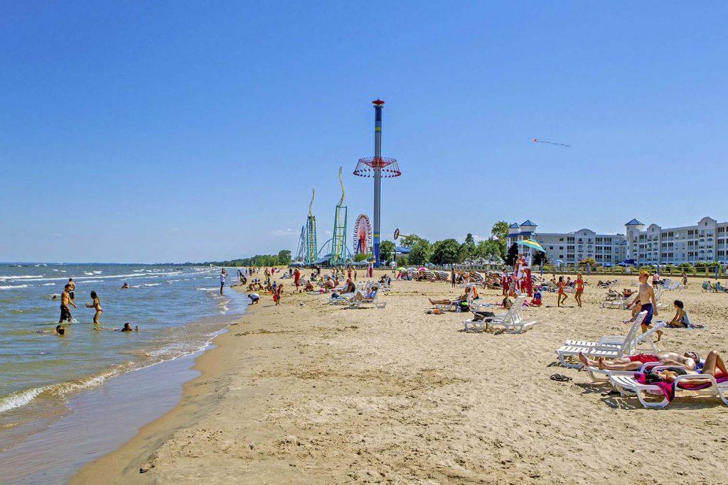 Cedar Point Beach