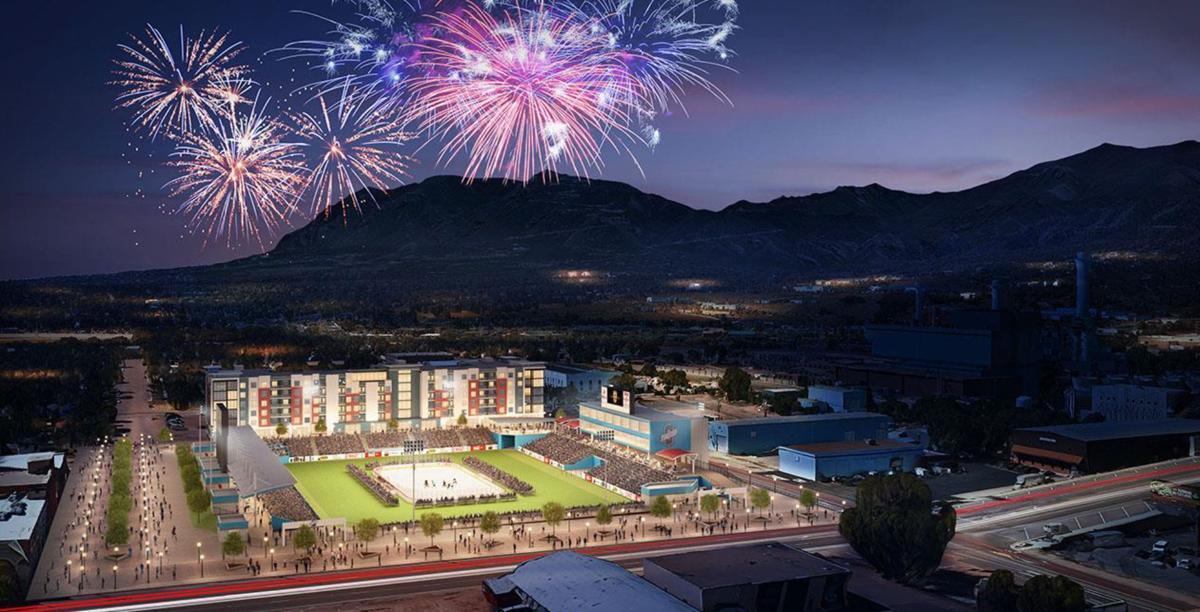 Colorado Springs Announces Plans for Colorado Sports and Event Center
