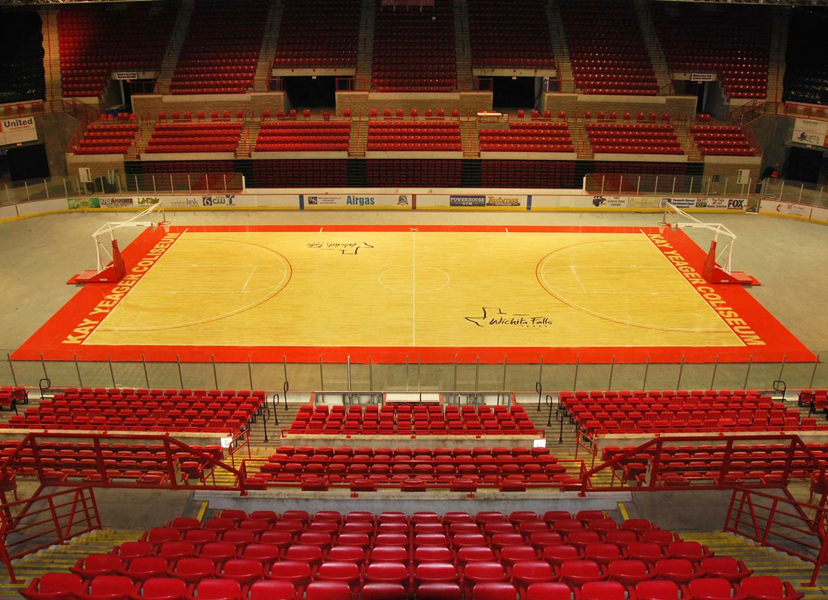 Kay Yeager Coliseum