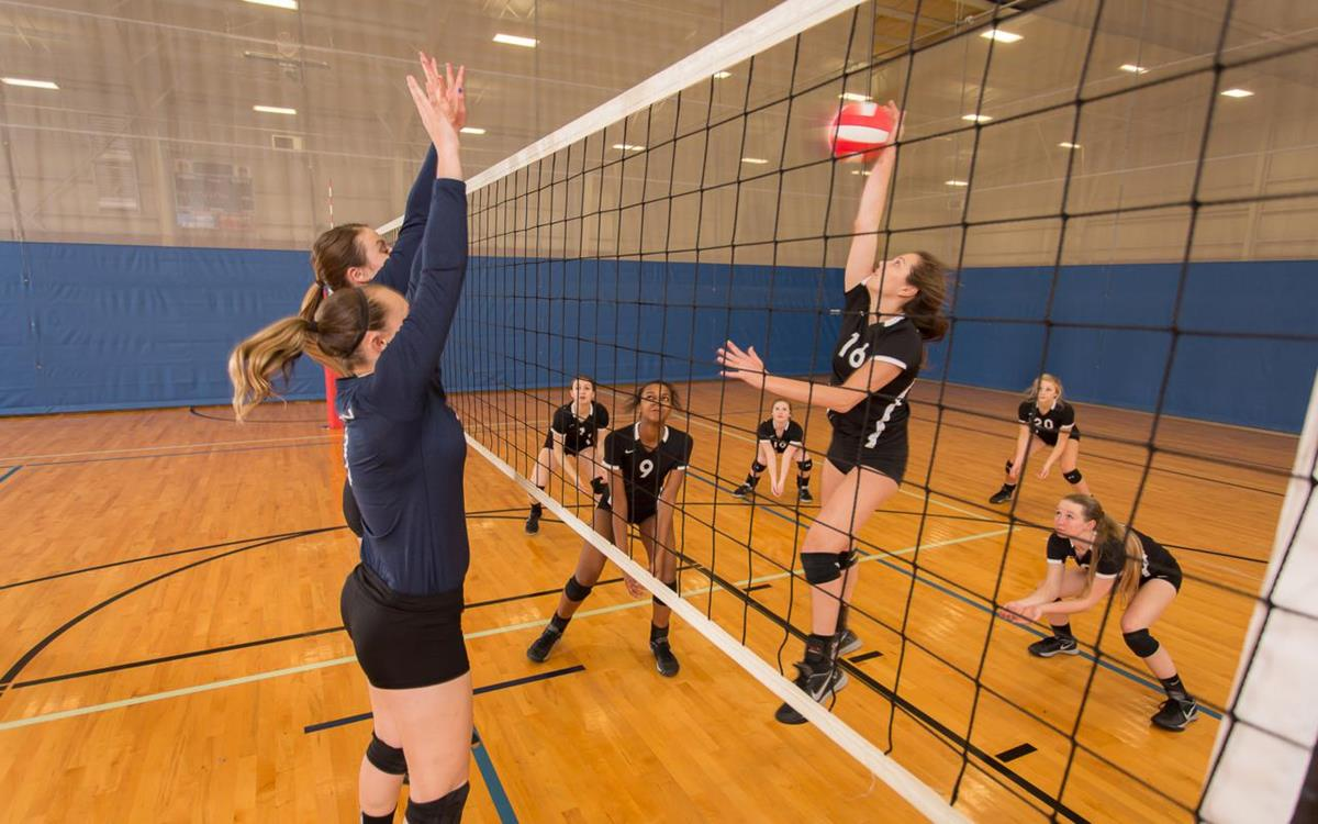 Oregon Volleyball Club at Bob Keefer Center for Sports & Recreation
