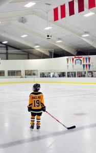 Poppy Waterman Ice Arena
